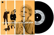 "THE HOUSEMARTINS - SHEEP / DROP DOWN DEAD - 7"" 45 VINYL RECORD PIC SLV 1986"