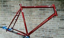 """NOS 90's Mongoose Switchback CX 22"""" Frame Cro-Moly Main MTB Commuter Retro 2a"""