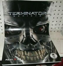 TERMINATOR  GENISYS - AUTHENTIC MOVIE THEATER  - 11X17 MINI POSTER #1