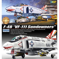 Academy 1/48 F-4B VF-111 Sundowners 12232 Aircraft Plastic Model Kit