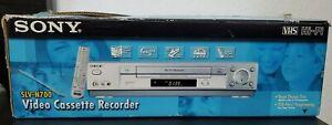 Sony SLVN700 HiFi 4-Head VHS VCR Player