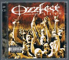 OZZYFEST LIVE VOL. 2 II SECOND STAGE OZZY OSBOURNE -2  CD F.C.  COME NUOVO!!!