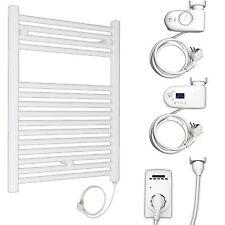 Elektro Badheizkörper Handtuchwärmer Heizung Handtuchtrockner Halter elektrisch