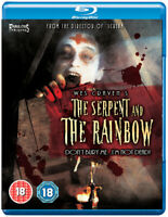 The Serpent and the Rainbow DVD (2015) Dey Young, Craven (DIR) cert 18