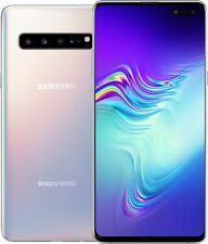 10/10 Samsung Galaxy S10 5G G977U - 256GB - Crown Silver  - Sprint Unlocked