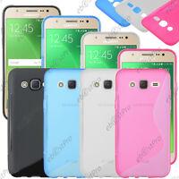 Housse Etui Coque Silicone Motif S-line Gel Souple Samsung Galaxy J5 SM-J500F