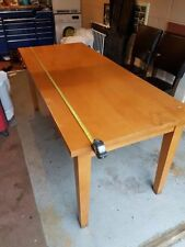 Solid Wood Up to 6 Seats Table & Chair Sets with 8 Pieces