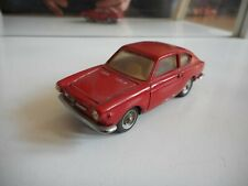 Mercury Fiat 850 Coupe in Red on 1:43