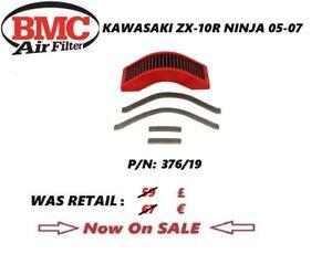 KAWASAKI ZX-10R NINJA 05 2005 06 2006 07 2007 AIR FILTER BMC performance