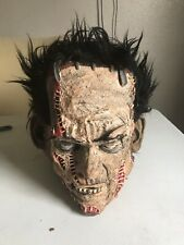 Vintage Frankenstein/monster Mask.