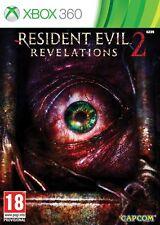 Resident Evil Revelations 2 Video Game for Xbox 360 Games Consloe