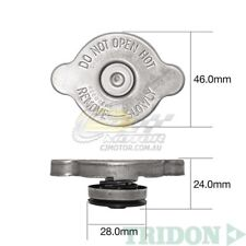 TRIDON RADIATOR CAP FOR Toyota Soarer JZZ30 05/91-12/00 6 2.5L 1JZ-GTE 24V