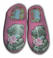 Ladies Girls Mule Me To You Tatty Ted2 Pink  Synthetic Size 3 - 8 (36-41)
