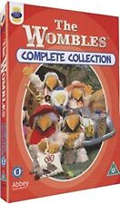 THE WOMBLES - The Complete Collection Box Set (2008) New Sealed UK Region 2 DVD