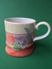 Whittard of Chelsea Cat Kitten Mug Tankard Shape