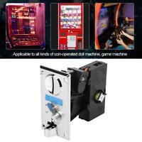1pcs Advanced Electronic CPU Coin Selector Acceptor Sorter for Arcade Game Hot