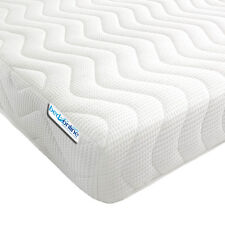 BLACK FRIDAY 3FT X 6FT6 European Size Orthopaedic Memory Foam 7-Zone 20cm deep