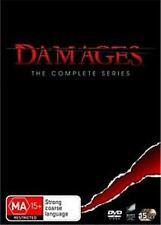 DAMAGES SEASONS 1 - 5 : NEW DVD
