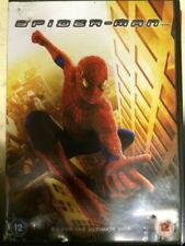 Películas en DVD y Blu-ray acciones Spider DVD