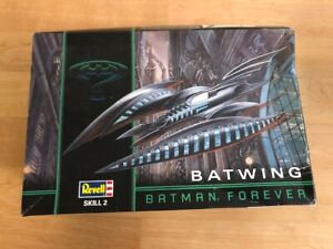 1995 BATWING BATMAN FOREVER COCKPIT & BASE NEW UNASSEMBLED