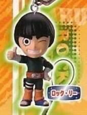Bandai NARUTO Ninja Root Phone Strap Root Mascot Figure Part 2 Rock Lee