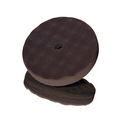 "3M-05707 PERFECT-IT QUICK CONNECT 8""WAFFLE PAD FOAM BLACK DOUBLE ENDED(3M-05707)"