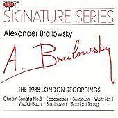 Alexander Brailowsky, , Very Good CD