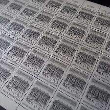 feuille sheet Bogen Deutschland berlin Nr.295 x50 1968 neuf luxe mnh