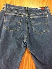 Tommy Jeans Womens/Juniors SZ 13/30 Roc Roc Medium Wash Jeans Flag Front Pocket