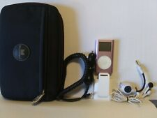 Apple Ipod Mini Model A1051 Bundle with Monster Carrying Case and Accessories