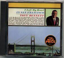 Tony Bennett • I Left My Heart in San Francisco • Columbia • CD • Used