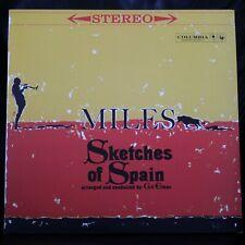 """Miles Sketches of Spain (Used 12"""" VINYL LP)"""