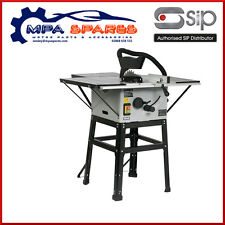 Industrial power table saw ebay sip 01930 10 table saw with stand greentooth Choice Image