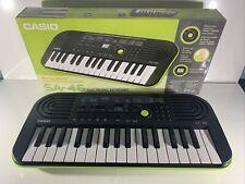 Casio SA46 Sa-46 32 Key Mini Digital Music Keyboard
