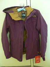 BNWT The North Face Decagon Womens Jacket outerwear Coat parka purple size XS