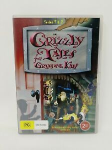 Grizzly Tales for Gruesome Kids - Series 1 & 2 - (2 Discs) - Region 4 DVD
