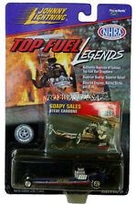 J.L.~TOP FUEL LEGENDS~ Steve Carbone Soapy Sales NHRA Dragster
