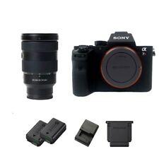 Sony A7R II / A7R2 Digital SLR Camera Body with 24-70mm f/2.8 GM lens