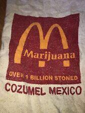 Marijuana Vintage Back Pack