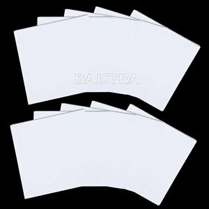 10 X Dental Disposable Mixing Poly Pad Paper 2x2 inch 50 sheets/book