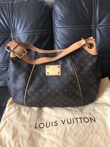 Louis Vuitton handbag GM Galleria Authentic