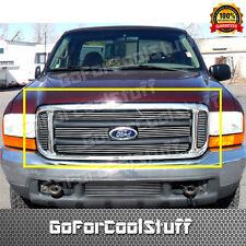 For Ford F-250 / F-550 Pickup 1999-2004 Upper Billet Grille Grill Insert