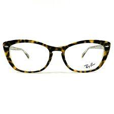 New Ray Ban Optical Eyeglasses Frame RB 5366 5082 Tortoise Transparent 54-18-140