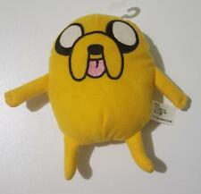 "ADVENTURE TIME JACK THE DOG SOUND PLUSH DOLL 7"" PRESS HIS BELLY TO HEAR HIM POOT"