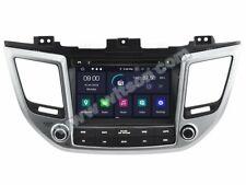 "AUTORADIO 8"" HYUNDAI IX35/ Tucson 2015 Navigatore Comandi Android 9.0 4gb 32gb"