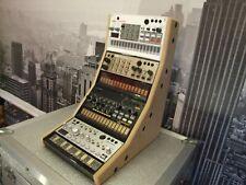 More details for korg volca quad stand in mdf for bass, beats, keys, fm, sample, kick etc