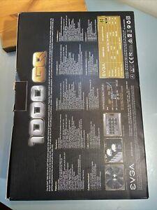 EVGA 1000 GQ PSU 80 Plus Gold 1000w