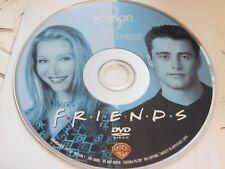 Friends Third Season 3 Disc 3 DVD Disc Only 60-70