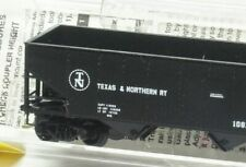 N Twin Bay Hopper Texas & Northern Micro-Trains 55350 NEU OVP