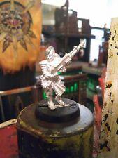 Warhammer Necromunda Escher Caminero mayor 40k con lasgun poco frecuentes fuera de imprenta Metal